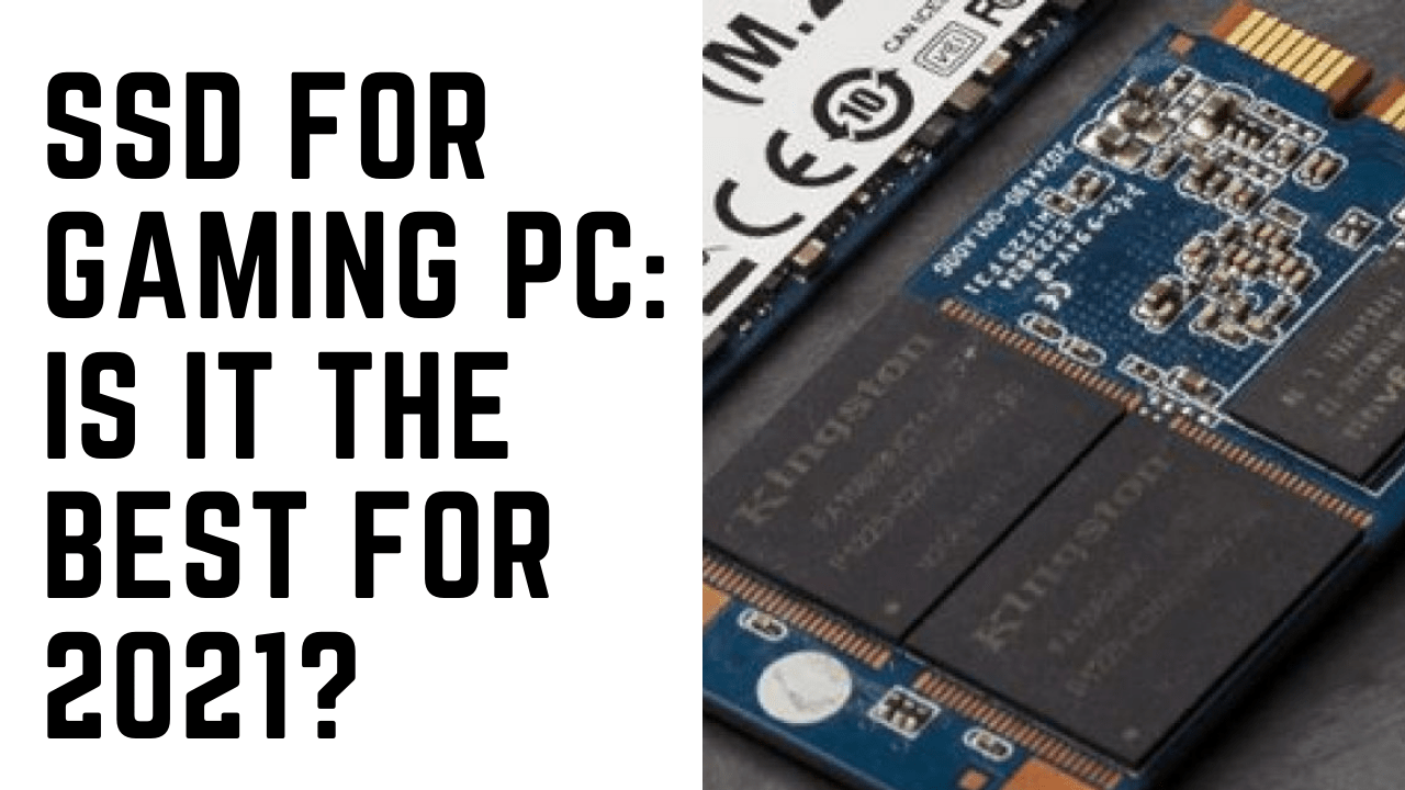 SSD For Gaming PC